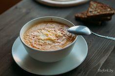 овощной суп-пюре фото