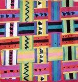 Kente Cloth Weavings