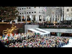 "Where else can you find this many euphoniums (and tubas) gathered together to play music? ""TubaChristmas"" in NYC at the Rockefeller Center playing Jingle Bells. http://www.tubachristmas.com/"