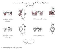 L'estate 2015 sarà molto calda per i fans della Disney: la collaborazione con Pandora, sembra aver portato alla creazione di una serie di gioielli che sbarcher