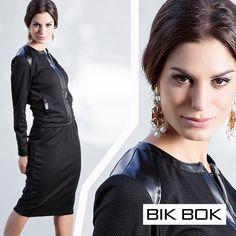 Óptico Gráfico: As estampas desta temporada criaram imagens hipnotizantes e ilusões ópticas muito interessantes. Inverno 2015 Bik Bok . #fashion #bikbok #tendência
