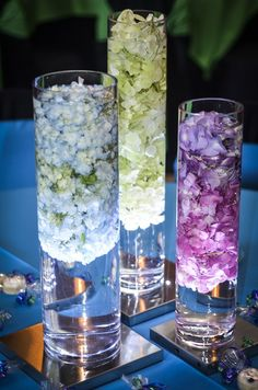 Trio of Vases / The Dominion House