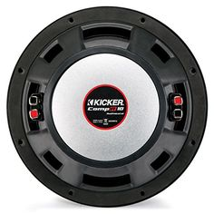 Kicker 10 1600W 2Ohm Vented Dual Loaded Car Enclosure Subwoofers  43DCWR102 ** Be sure to check out this awesome product affiliate link Amazon.com