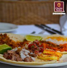Comida nacional e internacional con la calidad de nuestros chefs. ¡Visítanos!