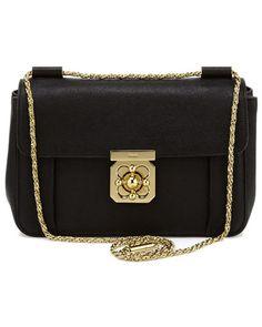 Chloe Elsie Large Leather Shoulder Bag