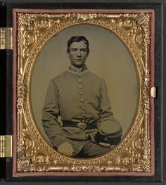 Private Samuel T. Cowley of Co. A, 2nd Virginia Infantry Regiment LOC