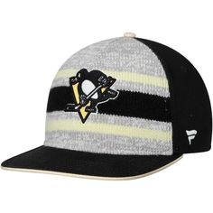 low priced 6c9c2 b44b9 Men s Pittsburgh Penguins Fanatics Branded Black True Classic Dispatch  Adjustable Hat, Your Price