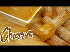 How to make Baked Churros | Cook'n Enjoy #079 - YouTube