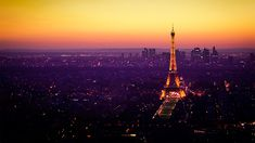 Eiffel Tower - Tower in Paris, France