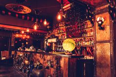 The First Kinetic Steampunk Bar In The World Opens In Romania