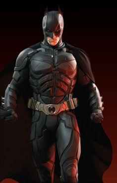 Standee Art for The Dark Knight Rises - Batman