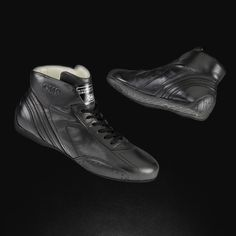 stivaletto basso racing Carrera Low Boots nero