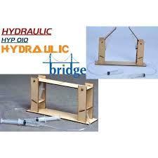 Resultado de imagen de hydraulic bridge school project