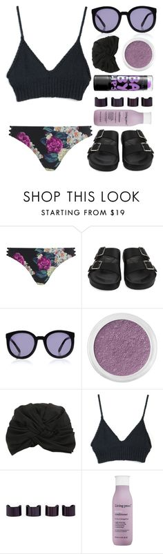 """""""Sem título #604"""" by andreiasilva07 ❤ liked on Polyvore featuring MINKPINK, Givenchy, Karen Walker, Bare Escentuals, Alex, Maybelline, Maison Margiela and Living Proof"""