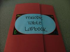 Periodic Table Lapbook for middle school chemistry
