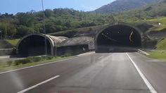 Túnel Morro Alto Maquiné RS - BR101