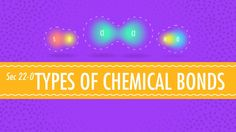 Atomic Hook-Ups - Types of Chemical Bonds: Chemistry #22