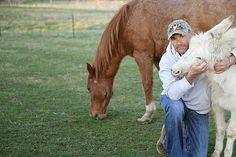 Scott Coner on his Indiana farm.