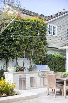30+ Ideas For Backyard Patio Grill Porches | Backyard