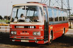 Duple Dominant bodied Bedford YRT fleet no. 1356. The 72 vehicles in this batch carried the very last Duple bodies to be specified by Barton Transport
