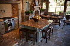 CCLA Outdoor Kitchen