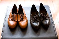 ABK saddle shoes