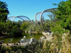 Aviary, Bioparque Temaikén / Hampton+Rivoira+Arquitectos