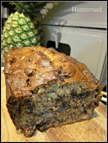 homeroad: Chocolate Chip Banana Bread