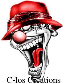 Chicano Clown by Savioso on DeviantArt