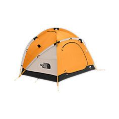The North Face VE 25 Tent. A perennial favorite with core mountaineers, the VE 25 is a three-person yurt for lodging in severe conditions. By severe, we mean Everest-bagging, -60«F kind of temps.