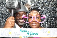 Congratulations to Oneka & Daniel! Great wedding at Antun's of Queens Village