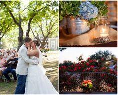 Texas Rustic Wedding