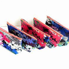 Colorful Fabric Purse