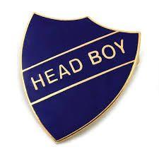 Were you a Head Boy? www.cksox.co.uk