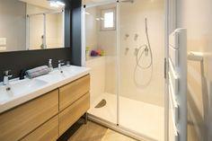 Esprit Scandinave Double Vanity, Bathroom, Design, Nantes, Washroom, Full Bath, Bath, Bathrooms