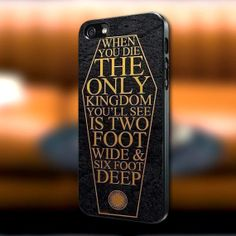 Bring Me The Horizon Coffin  iPhone case, The House of Wolves Quote Samsung Galaxy s3/s4 case, iPhone 4/4s case, iPhone 5 case