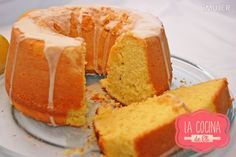 Orange cake, ideal for tea time - Augustin Kinde Mexican Food Recipes, Sweet Recipes, Cake Recipes, Dessert Recipes, Lemon Desserts, Delicious Desserts, Yummy Food, Super Cook, Biscuits