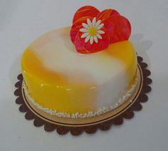 #glaçagem #glaze #margaridas #amarela #branca #sejafoda #feliperochadecorcakee