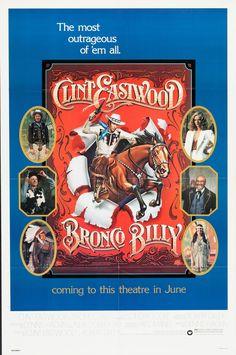 Bronco Billy, de Clint Eastwood, 1980