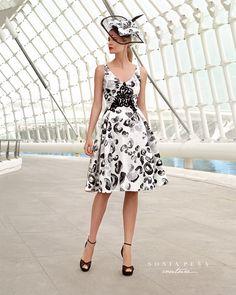 Uno de mis vestidos favoritos de Sonia Peña . Ref: 1170381
