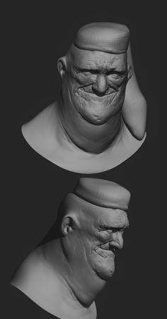 ArtStation - sketch00, Samuel Poirier