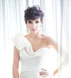 Chic Short Curly Pixie