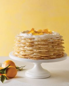 """Click to see more """"Naked Wedding Cakes"""""""