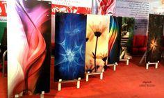 Exhibition radiator