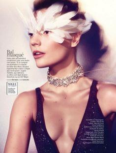 Martha Streck by Ralf Pülmanns by Vogue Brasil February 2014 5