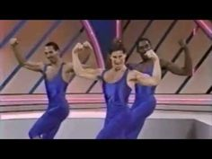 ▶ This Aerobic Video Wins Everything