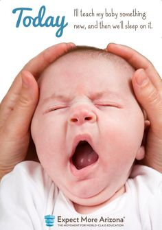 A nap after learning will help your baby retain information. Our friends at tell you why (click image to read more). Cry Baby, Infant, Sleep, Teaching, Education, Friends, Image, Amigos, Baby