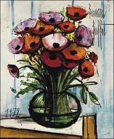 Les fleurs par les grands peintres (8) Art Floral, Blossom Flower, Flower Art, Painting & Drawing, Watercolor Paintings, Art Aquarelle, Colouring Pics, Famous Art, Art For Art Sake