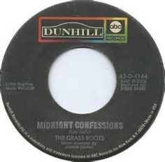 Midnight confession - The Grass Roots - 1968