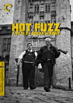 Simon Pegg & Nick Frost deserve a Criterion Collection version of Hot Fuzz (2007) (faked) by danielpwnz